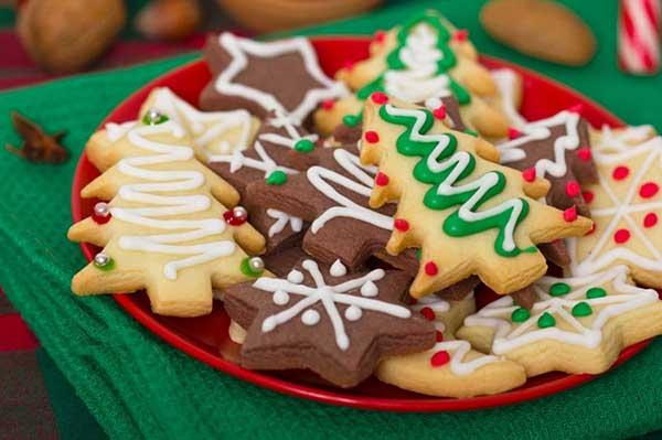 Печиво на Новий рік