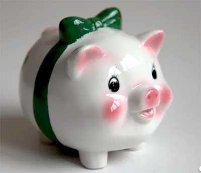 Свинка-скарбничка